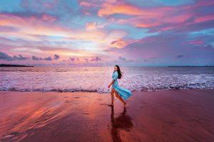 Pantai Jimbaran - 12 Pantai Bali Dekat dengan Bandara Ngurah Rai - Dewata ID