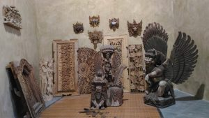 Ukiran Asana Artseum Bali Dewata ID