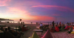 Beekini Bowl Bali - Nongkrong Sambil Menikmati Kindahan Sunset Pantai Jimbaran - Dewata ID
