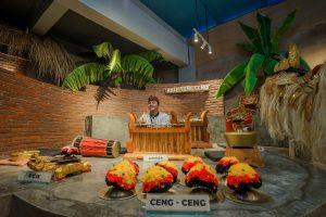 Kampung Langit Bale Ceng Ceng Bali - Dewata ID
