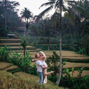 Harga Tiket Masuk Wisata Sawah Tegallalang Rice Terrace Ubud Bali - Dewata ID