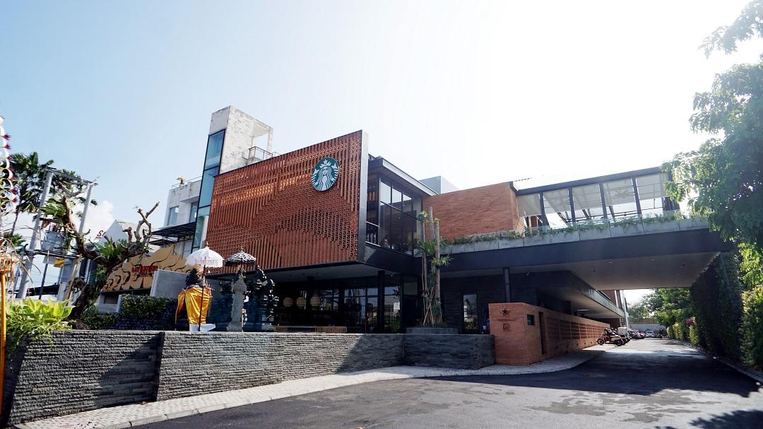 Lokasi Kedai Starbucks Lengkap di Dewata Bali Menu