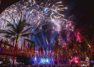Tahun Baru di Potato Beach Club Bali Dewata ID