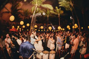 Tahun Baru di W Beach Club Bali Dewata ID