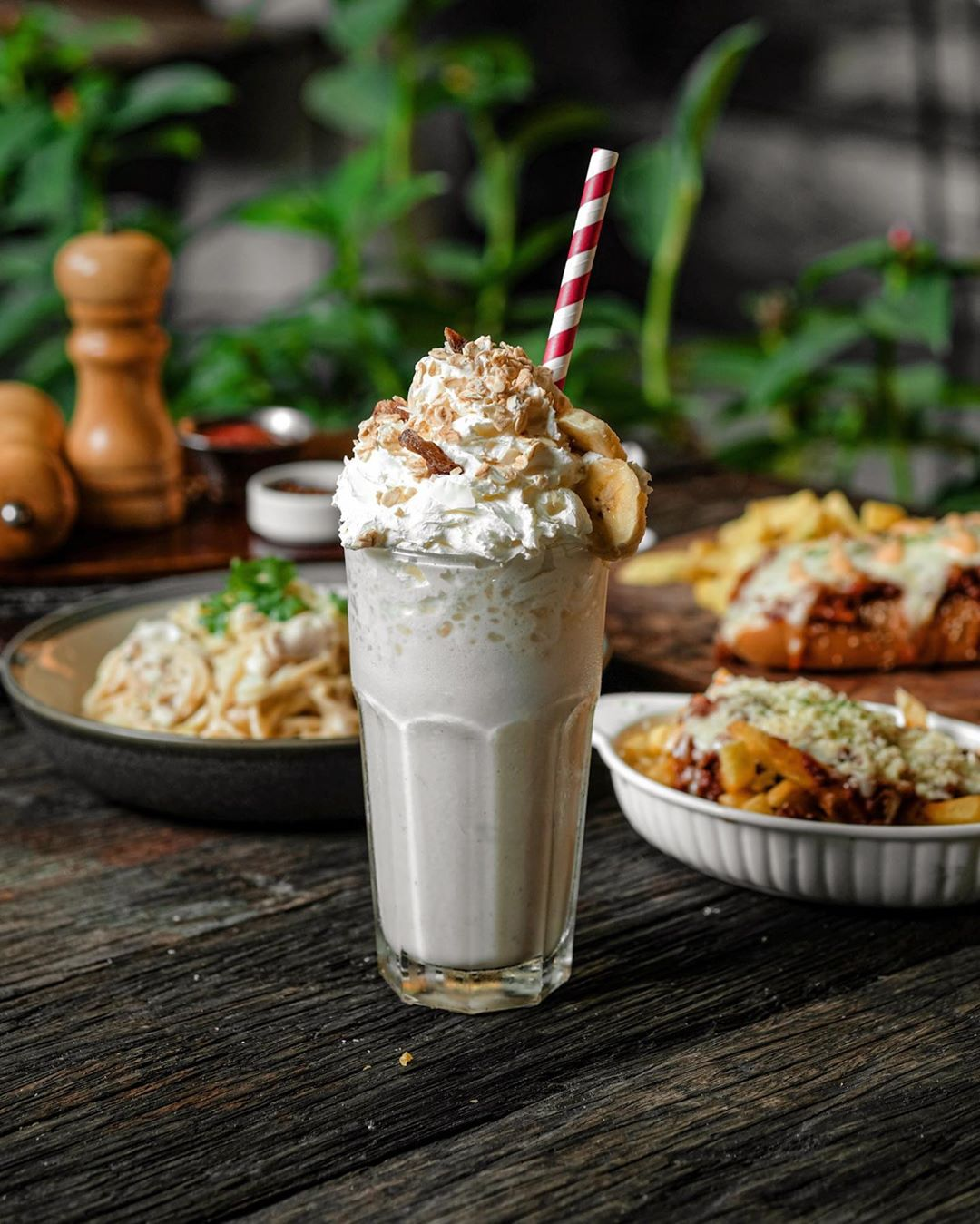 The Alleyway Cafe - Menu Minuman  - Dewata ID