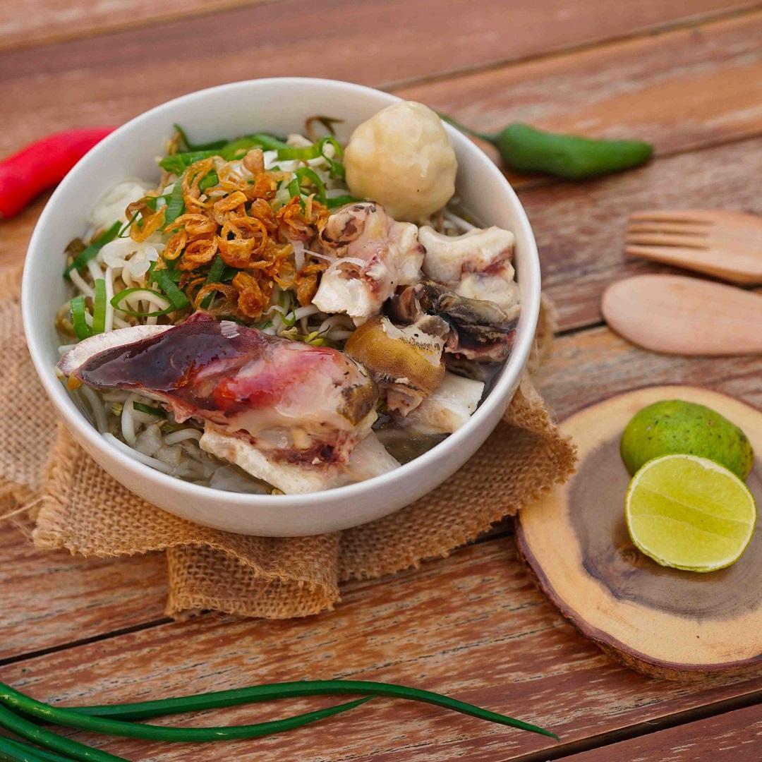 Mie Ayam Teras Goerih The Keranjang Bali