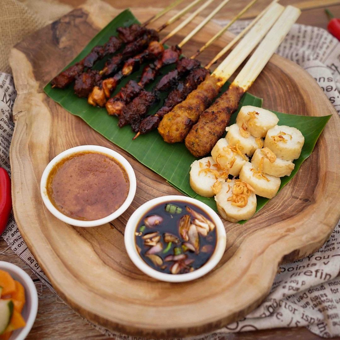 Sate Lilit Khas Bali Teras Goerih The Keranjang Bali