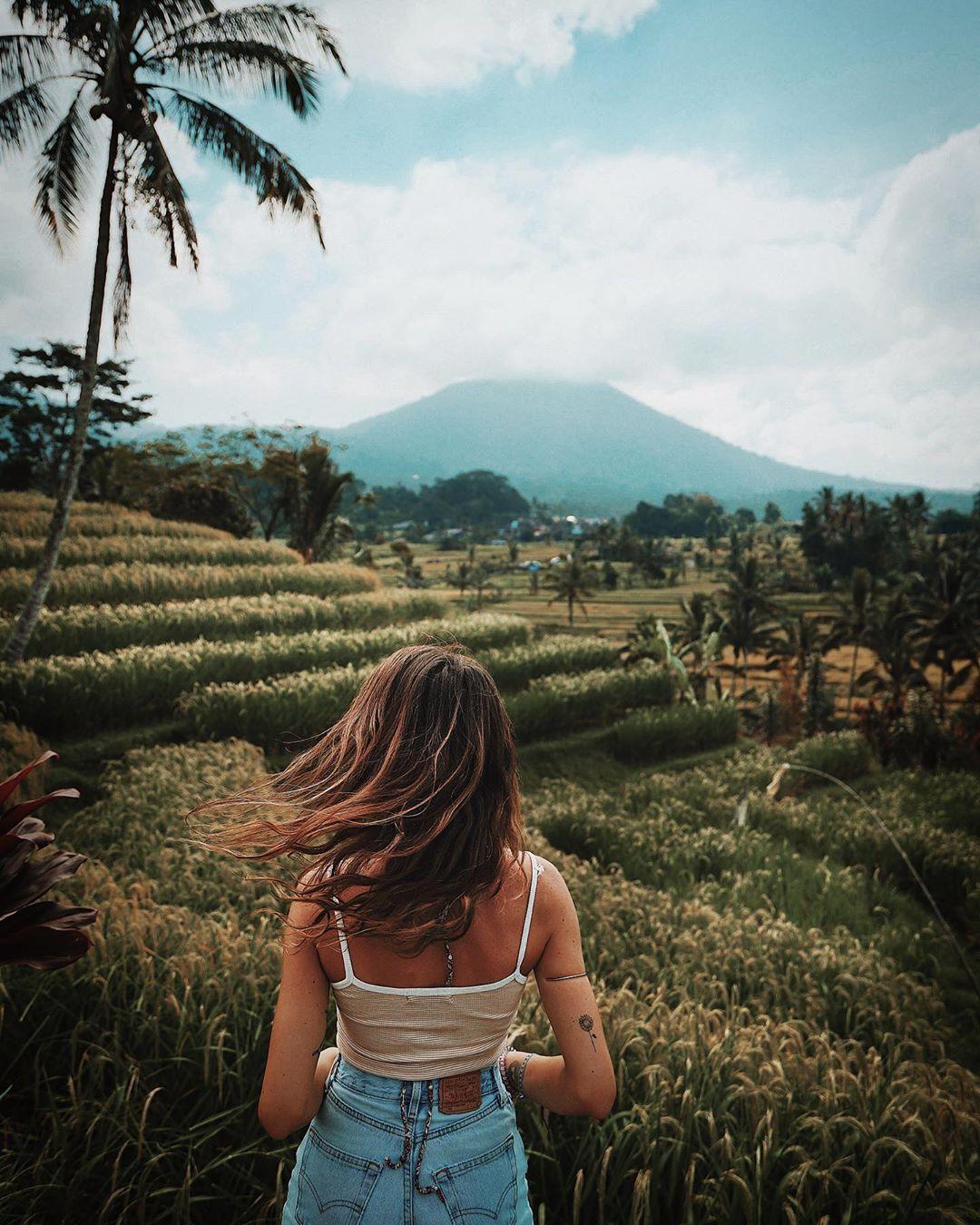 Sawah Jatiluwih Tempat Wisata Bali Bagus - Dewata ID