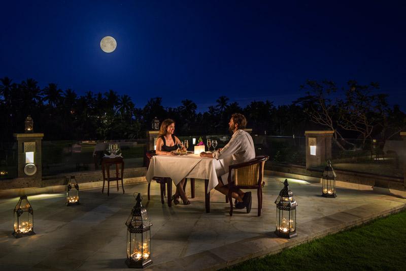 Cas Cades At The Viceroy Bali Romantic Restaurant - Dewata ID