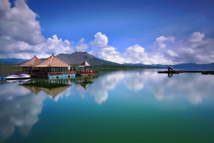 Resto Apung Kintamani Romantic Restaurant Bali - Dewata ID