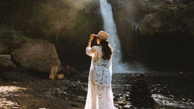 Air Terjun Tegenungan Blangsinga Gianyar Bali - Dewata ID