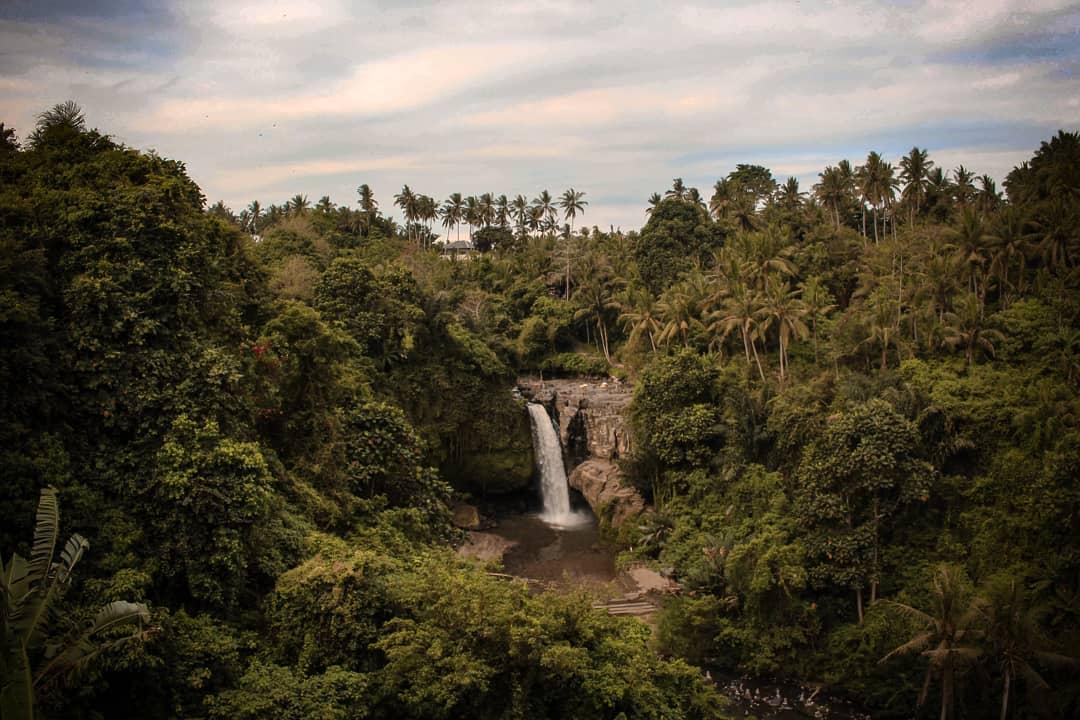 Air Terjun Tegenungan Blangsinga Sukawati Gianyar Bali - Dewata ID