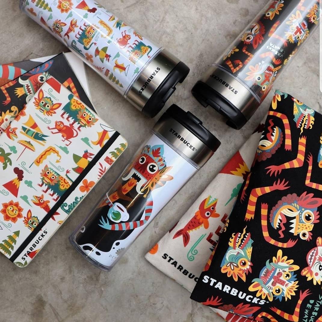 Merchandise Starbucks Reserve Dewata Bali - Dewata ID