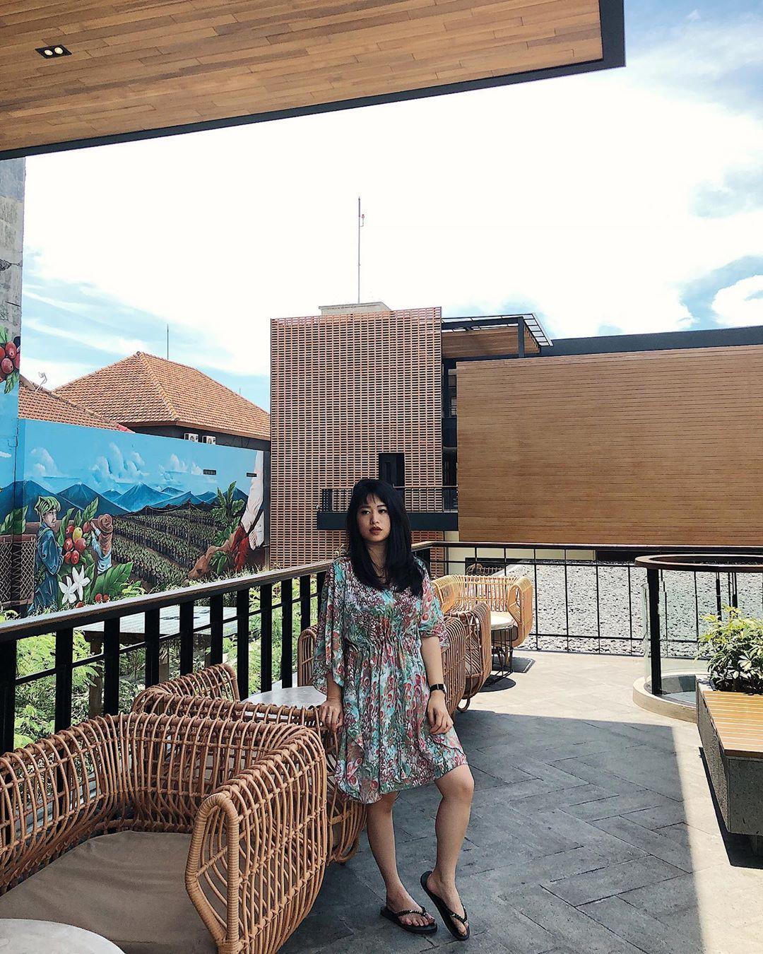Roof Top Starbucks Dewata Reserve Bali