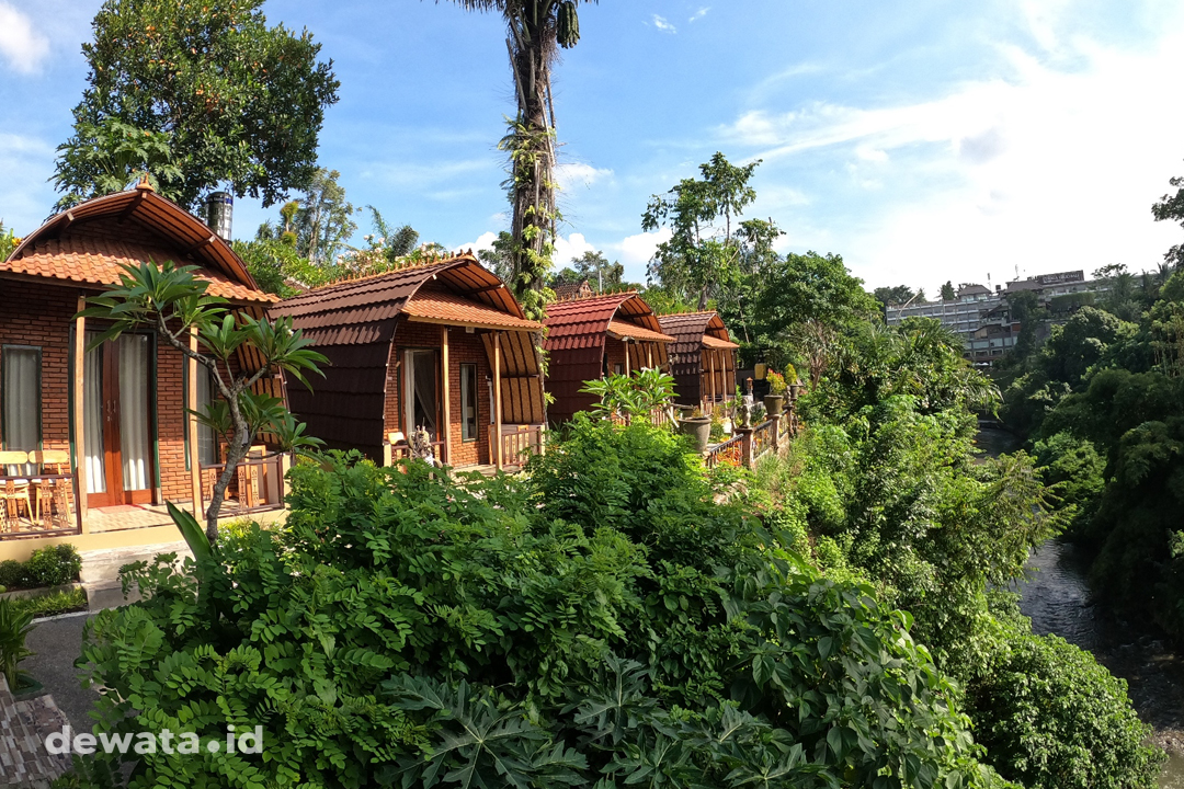 River View House Cottage Ubud Dewata ID