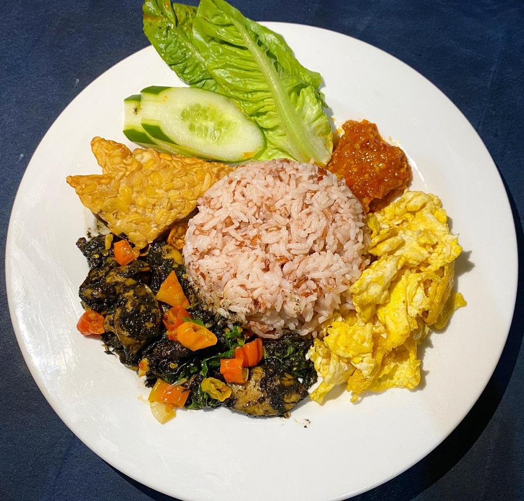 Sego Sambel Mbok Wid Kuliner Denpasar Bali Enak