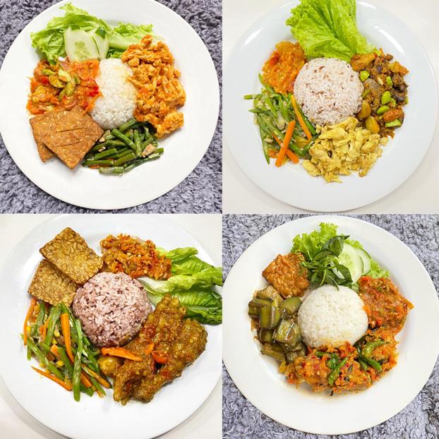 Sego Sambel Mbok Wid Kuliner Denpasar Bali