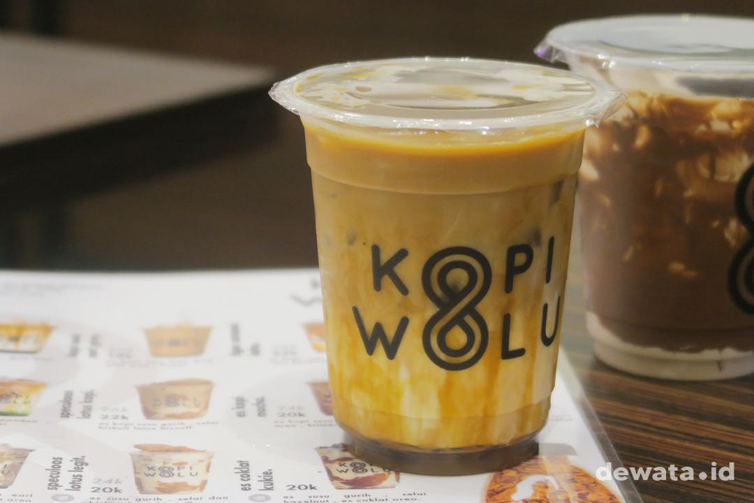 Kopi Wolu Caramel Denpasar Bali