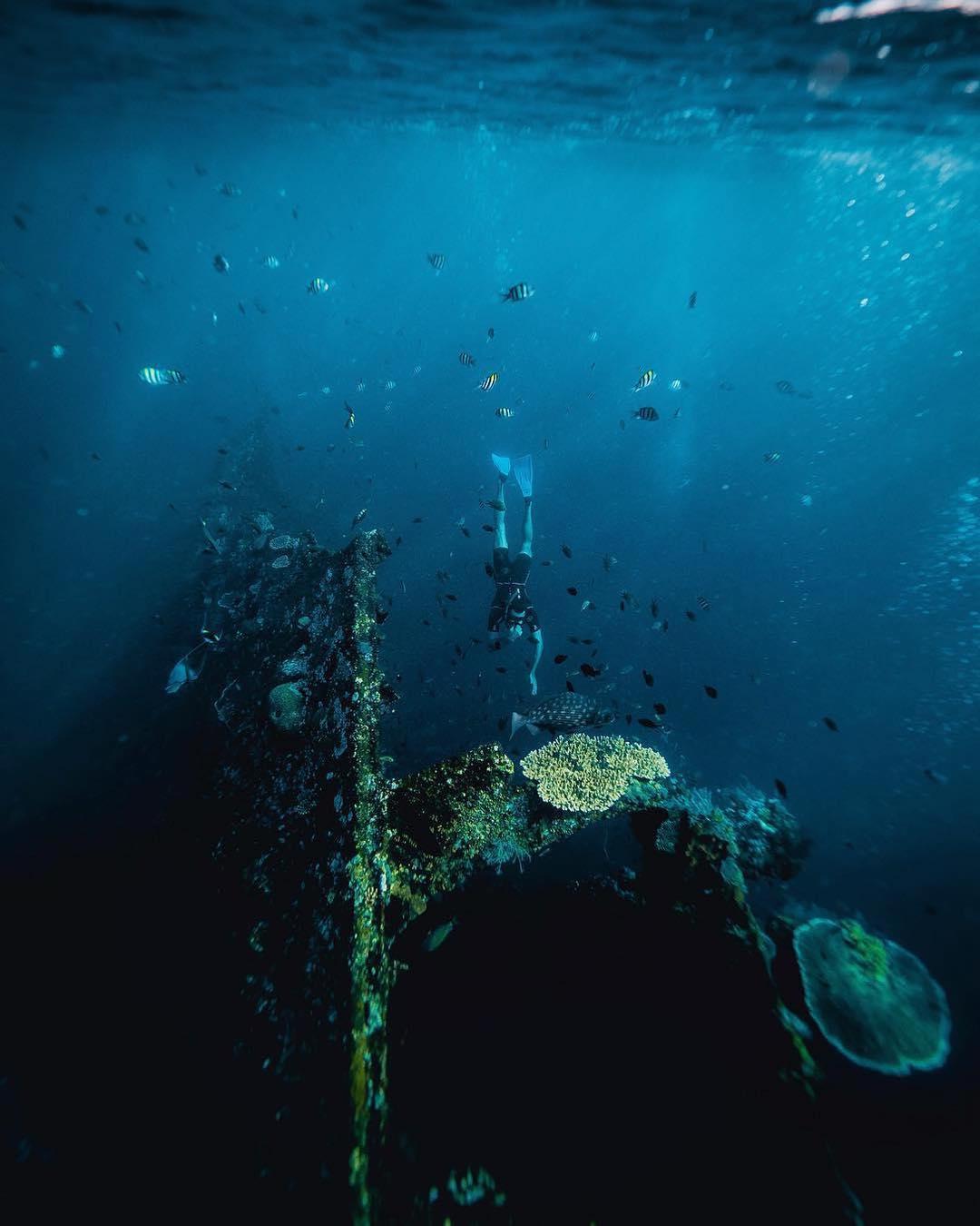 Tulamben Dive Spot Bali - Dewata ID