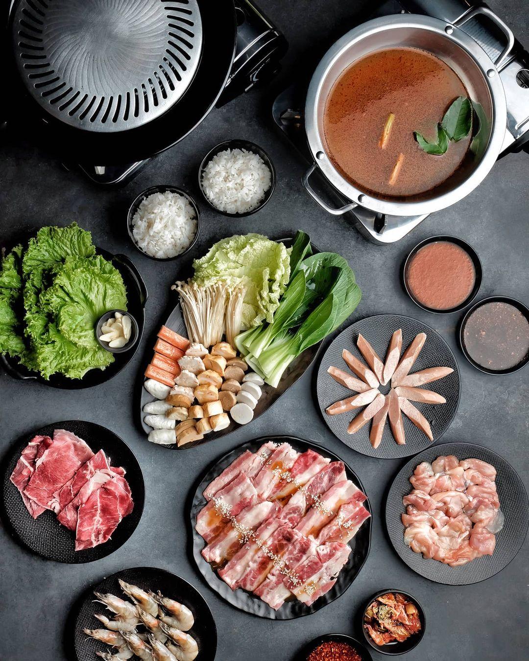 Go PANG Denpasar Korean Food All You Can Eat Bali