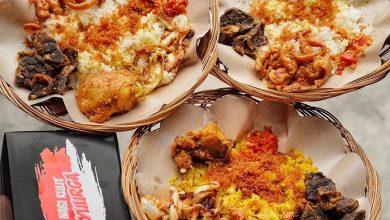 Nasi Kulit Syuurga Bali Kuliner Wajib Coba