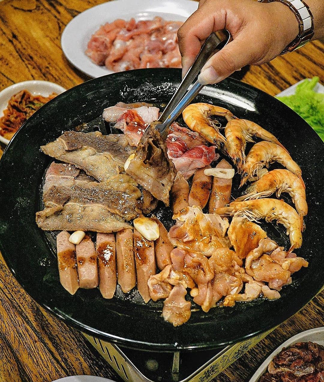 Restoran Korea All you can eat Denpasar Bali Murah