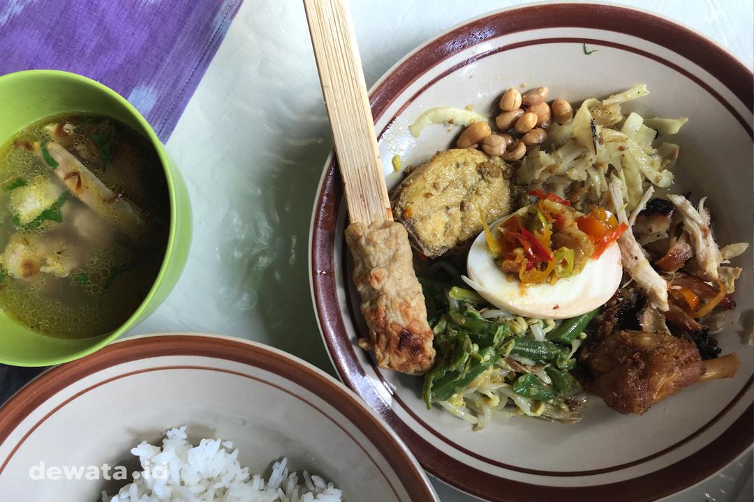 Warung Jerman Kuliner Halal Khas Bali
