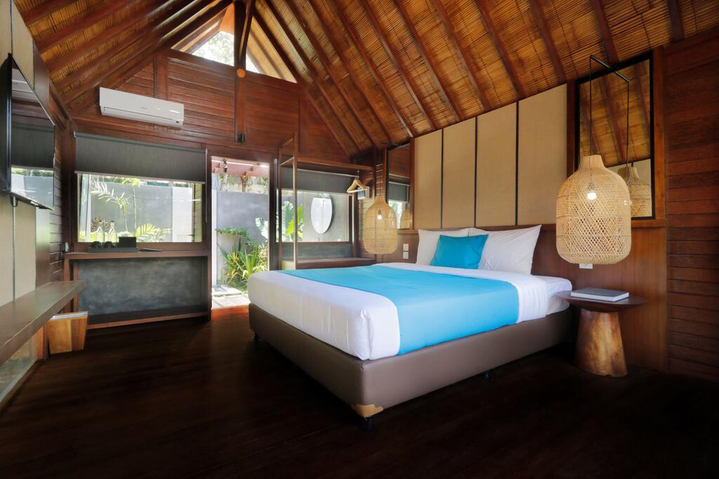 Kamar Litus Bingin Hotel Uluwatu Bali Penginapan