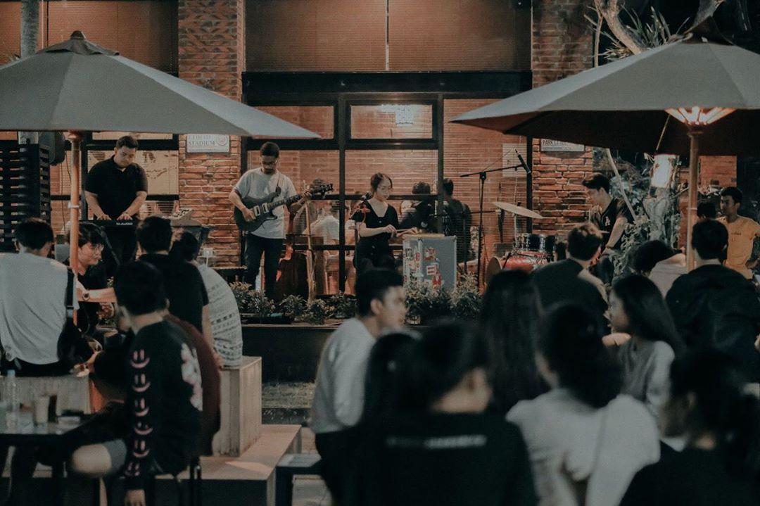 Live Music Sekopi Coffee Shop Renon Denpasar Bali