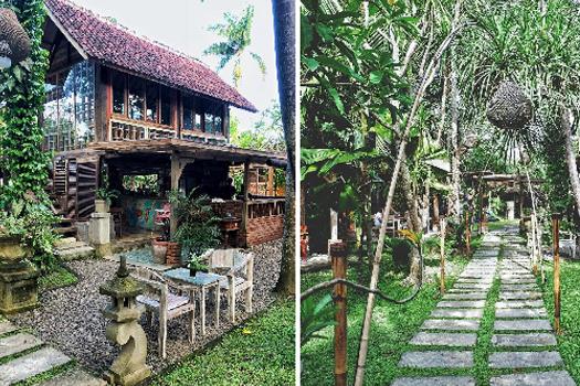 Lokasi Bron Cafe Renon Denpasar
