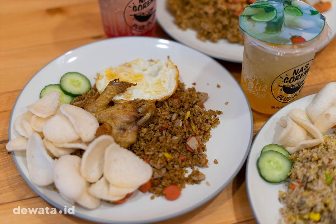 Nasi Goreng Plus Plus Denpasar
