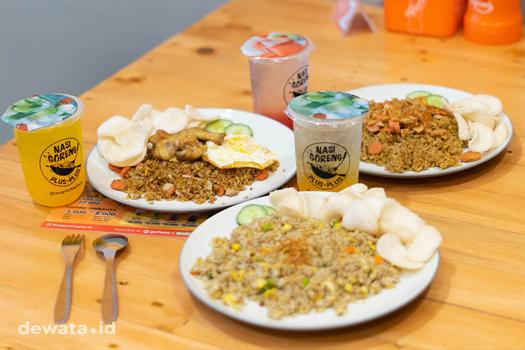 Nasi Goreng Plus Plus Denpasar 24 Jam Panjer
