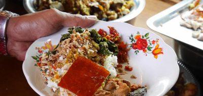 Warung Babi Guling Pan Ana Denpasar Bali