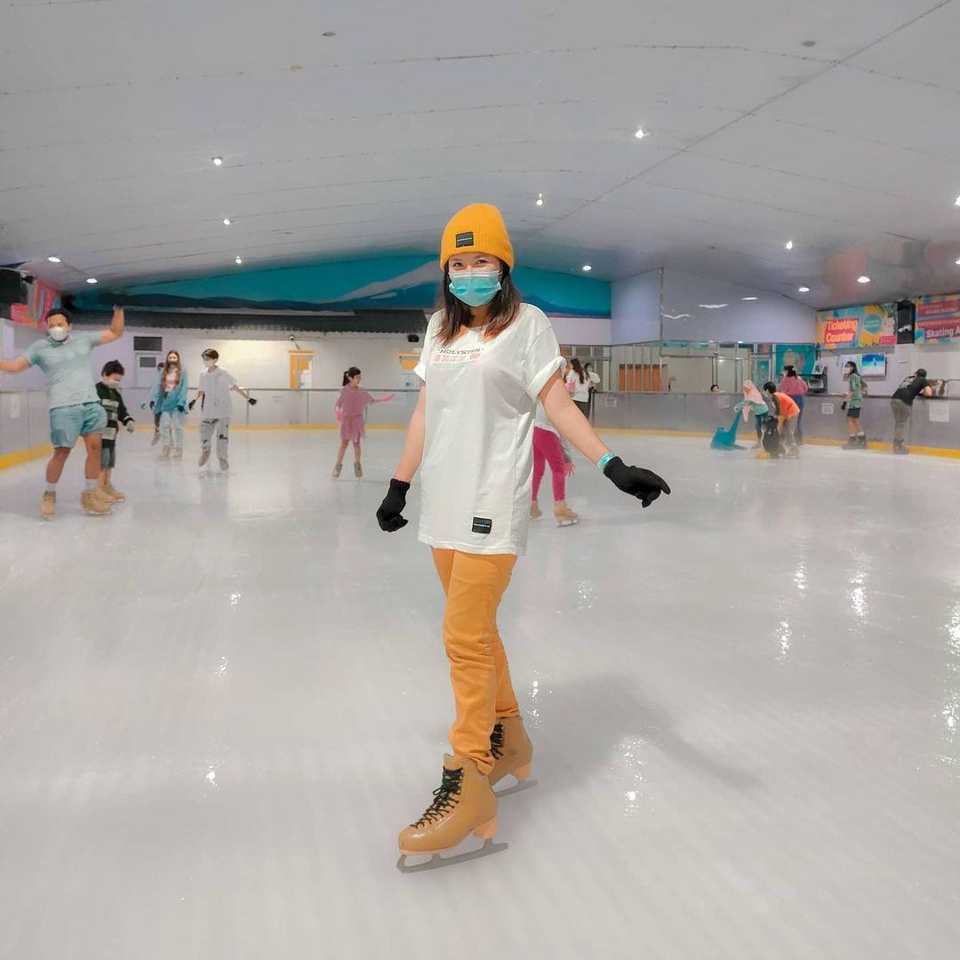 Lokasi Bali Ice Skating Arena