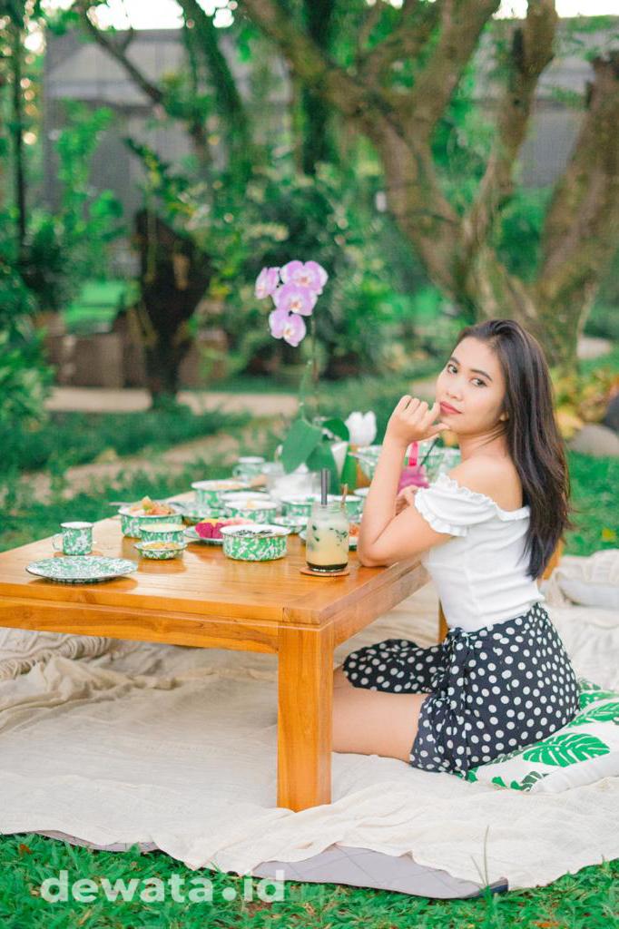Harga Menu Arundina Restaurant Duta Orchid Garden Denpasar