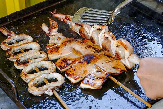 Cumi Doerrr Denpasar Street Food